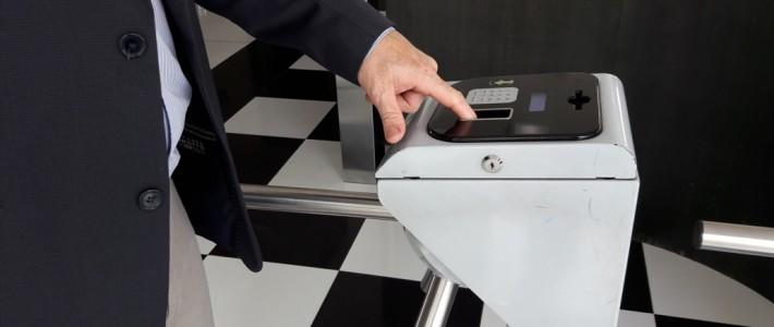 Importância da catraca biométrica para controle de acesso